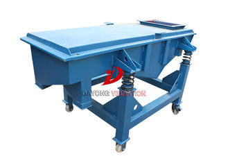 Good Quality Vibrating Screen Machine & Industrial  Screening Dry Sand Linear Vibrating Screen Machine on sale