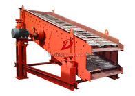 Large Output Sieving Sand Vibrating Screen / Mining Screen Machine