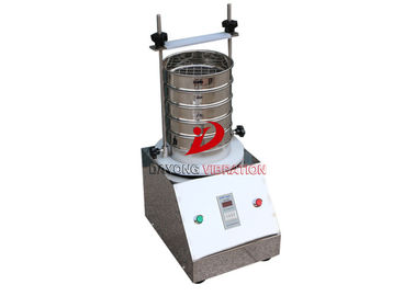 8'' Lab Sieve Analysis Machine Particle Size Analysis International Standard