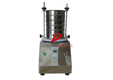 China Laboratory Standard Peanut Sieve Shaker Machine With Simple Operation factory