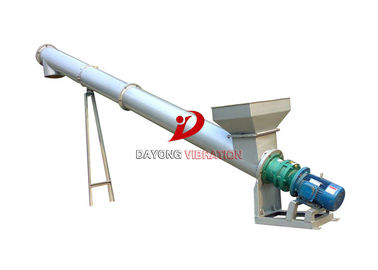 China High Temperature Resistant Tube Screw Conveyor For Metal Powder Transmission factory
