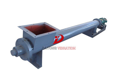 China CE Certification Efficient Stainless Steel Flexible Screw Conveyor With Hopper factory
