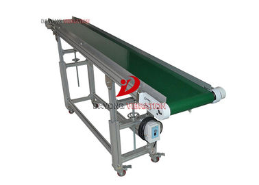 China Customized Powered Belt Conveyor Systems With 1000mm Width factory
