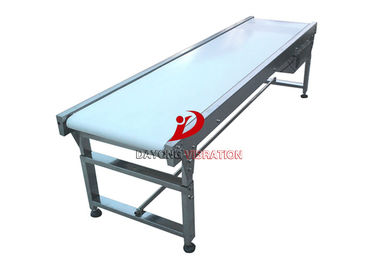 China Automated Powered Belt Conveyor Medicine Grade Handling Use PVC Belt Conveyor factory