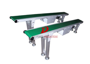 Steady Running Chemical Belt Conveyor Machine For Working Tables Production Line