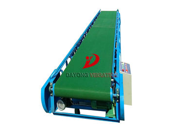 China Oil Resistance Production Line Motorized Particle Conveyor Systems Belt factory