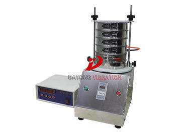 Less Space Powder Laboratory Sieve Shaker Machine with Ultrasonic System